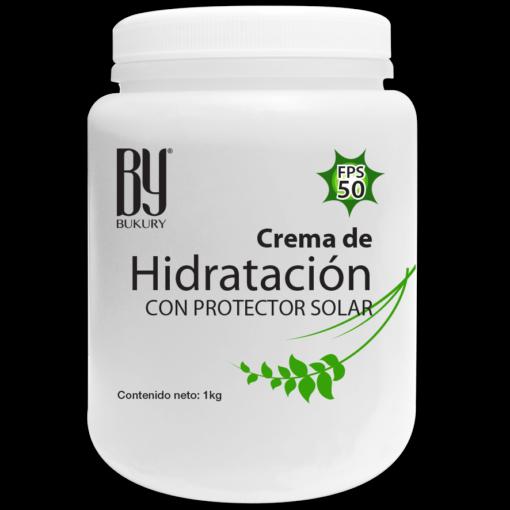 Crema de Hidratacion con Protector Solar