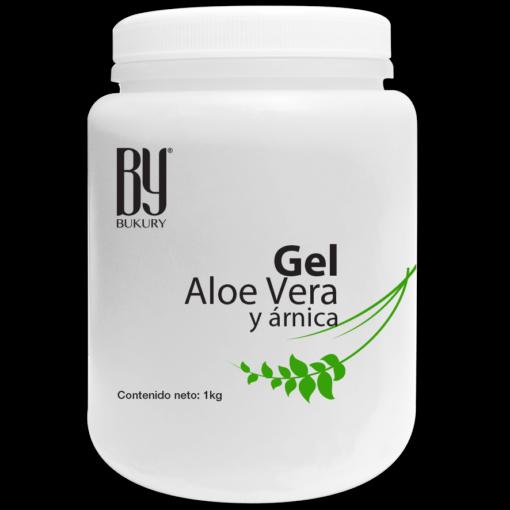 Gel Aloe Vera y Arnica