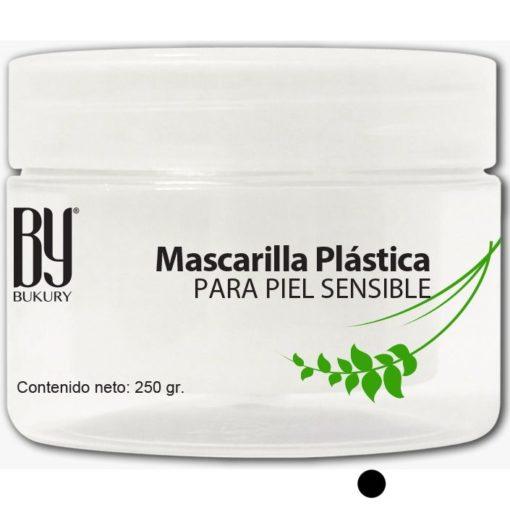 Mascarilla Plástica para Piel Sensible