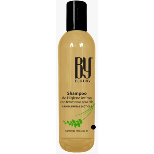 Shampoo de higiene intima para ella