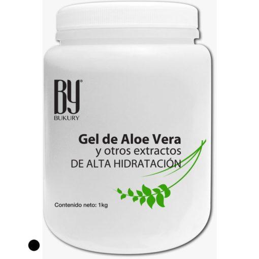 Gel Aloe Vera y Otros Extractos